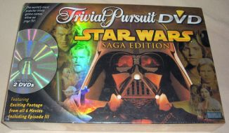 Star Wars Trivial Pursuit Before Bling! It