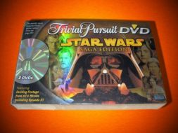 Star Wars Trivial Pursuit After Bling! It