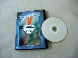 Superman DVD Before Bling! It