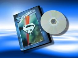Superman DVD After Bling! It