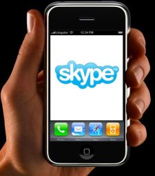 Skype Application For The iPhone and iPod Touch