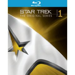 Star Trek The Original Series Season 1 Blu Ray Box Set