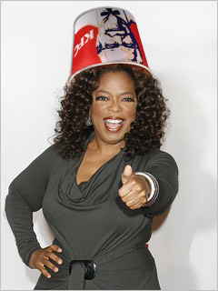 Oprah KFC Bucket
