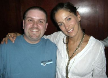 Ryan Cameron With Chantal Kreviazuk 2009