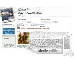 Ryan&#039;s Incredible World Kindle Edition