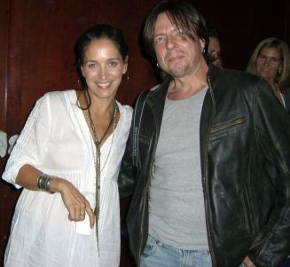 Rod Reynolds With Chantal Kreviazuk 2009