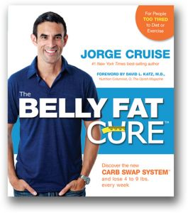 Belly Fat Cure Book Cover