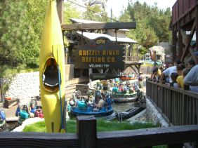 Grizzly River Rafting