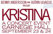 Kristina Carnegie Hall Info