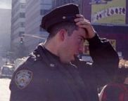 New York City Cop October 2001