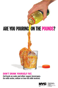 Pouring On The Pounds