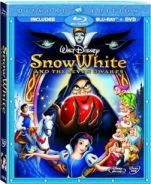 Snow White Blu-Ray/DVD Combo