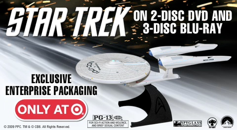 Star Trek Ship DVD 1