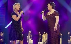 Elaine Paige Susan Boyle IKHSW
